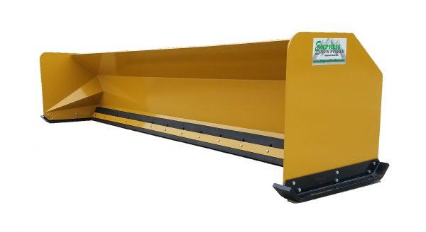 14′ XP36 Snow Pusher - Caterpillar Yellow