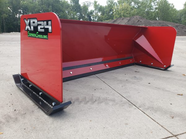 6′ XP24 Snow Pusher - Red
