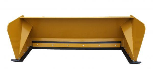 6′ XP24 Snow Pusher - Caterpillar Yellow