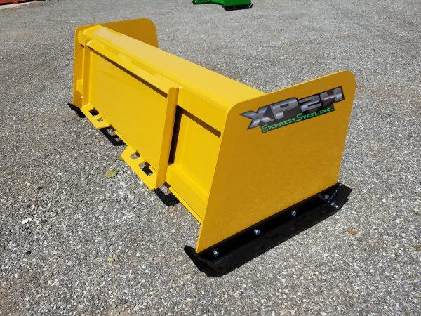6′ XP24 Snow Pusher - Yellow
