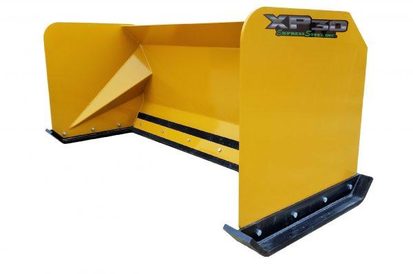 6′ XP30 Snow Pusher - Yellow