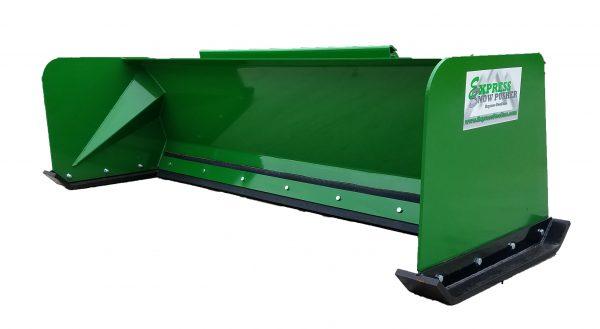 7′ XP24 Snow Pusher - JD Green