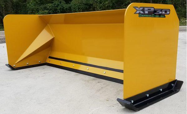 7' XP30 Snow Pusher - Yellow