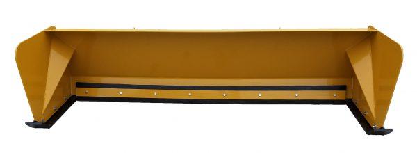 8′ XP24 Snow Pusher - Caterpillar Yellow