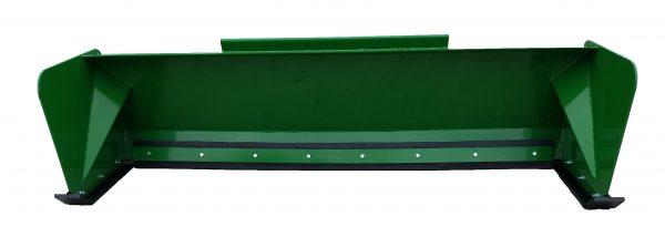 8′ XP24 Snow Pusher - JD Green