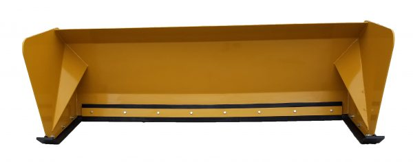 8′ XP30 Snow Pusher - Caterpillar Yellow