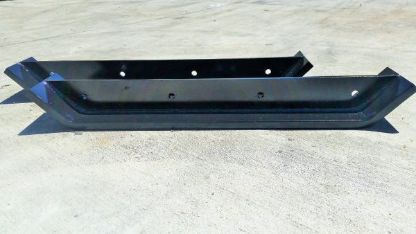 Replacement Skid Steer Snow Pusher Shoes