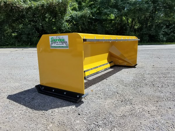 8 Standard Snow Pusher Express Steel Inc