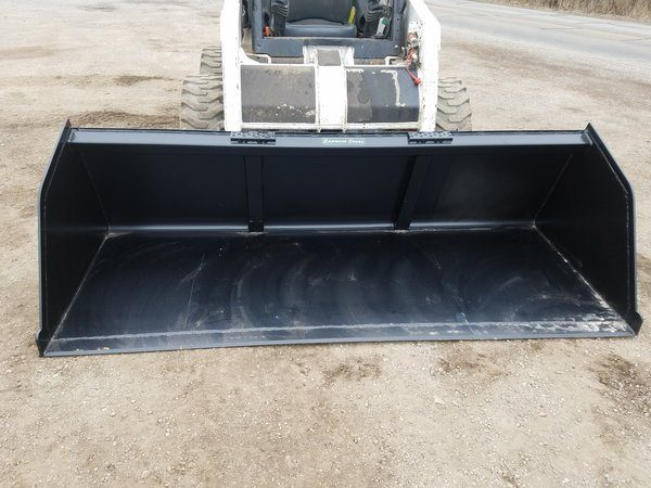 "84"" Mulch/Snow Bucket"