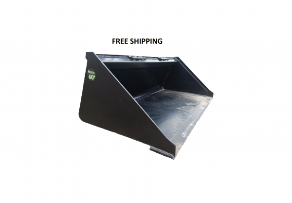 "60"" Smooth Bucket - Free Shipping"