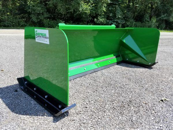6′ XP24 Snow Pusher - JD Green