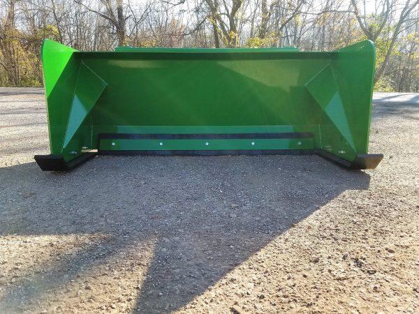5' XP24 Snow Pusher - JD Green