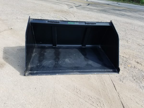 "60"" Mulch/Snow Bucket"