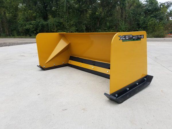 5' XP24 Snow Pusher - Yellow