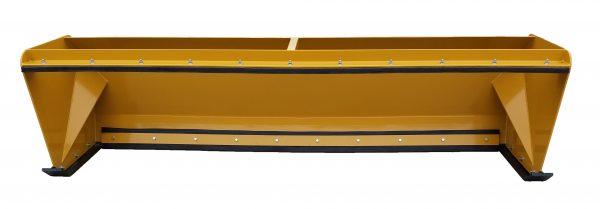 10′ XP30 Pullback Snow Pusher - Caterpillar Yellow