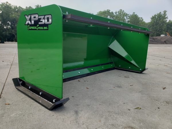 6′ XP30 Pullback Snow Pusher - JD Green