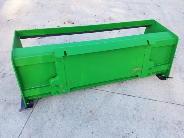 6′ XP24 Pullback Snow Pusher - JD Green