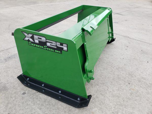 5′ XP24 Pullback Snow Pusher - JD Green