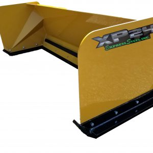 XP24- Low Profile Snow Pushers for Skid Steers & Compact Tractors