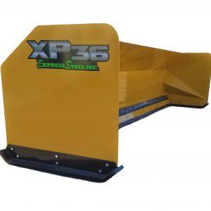 XP36- Backhoe Snow Pushers