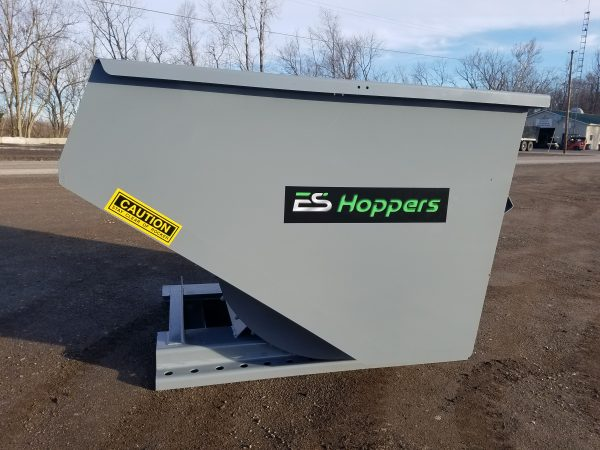 2 Yard Wright Self-Dumping Hopper