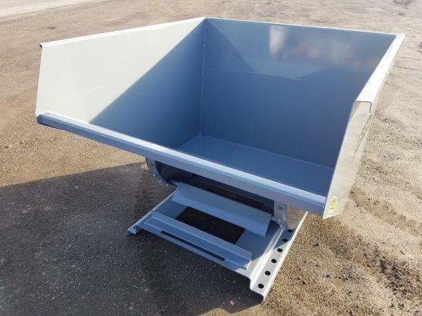 2 Yard Wright Self-Dumping Hopper