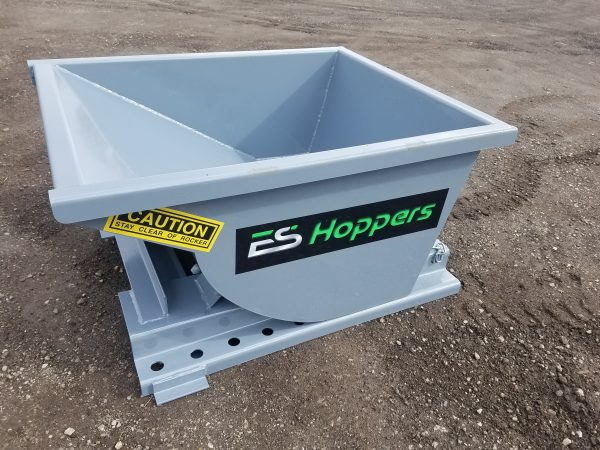 1/4 Yard Wright Self-Dumping Hopper