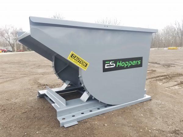 1/2 Yard Wright Self-Dumping Hopper